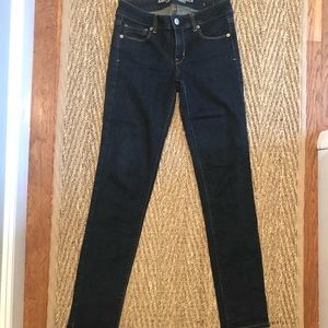 American Eagle Outfitters Skinny Jeans 4 Long NEW!